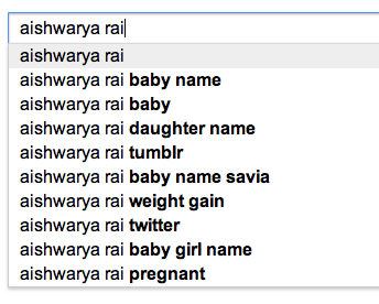 Aishwarya Rai Baby Name Daughter Tumblr Savia Weight Gain Twitter Girl Pregnant