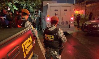 Tropas federais ficarão por mais 8 dias no Rio Grande do Norte
