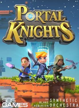 descargar Portal Knights para pc 1 link mega