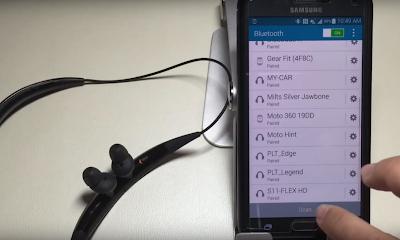 Bluetooth Pairing Mode Samsung Gear Circle