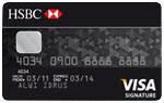 HSBC Visa Signature-Bisa Mengajukan Kartu kredit Online dengan cepat