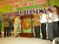 Plt Gubsu Buka RAT KPUM Tahun Buku 2015