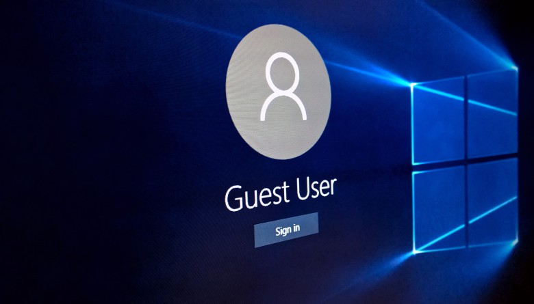Come ripristinare Account precedente in Windows 10 HTNovo