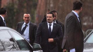 'no evidence' Saudi Arabia detaining Lebanon's Hariri