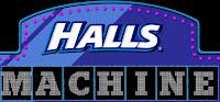 Promoção Halls Machine www.issopede1halls.com.br
