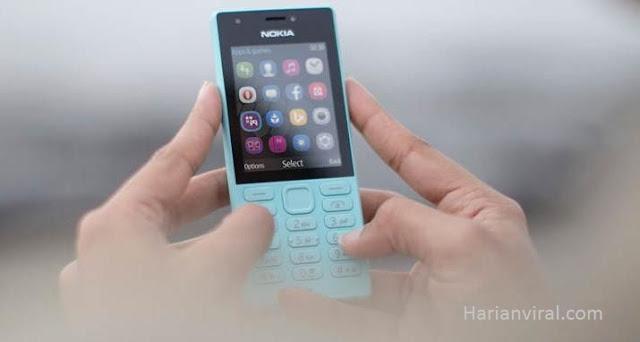 Inilah Harga Nokia 216 di Indonesia