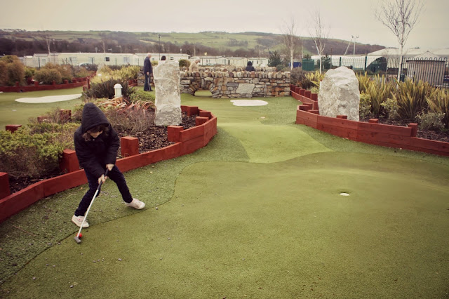 haven park activities golf
