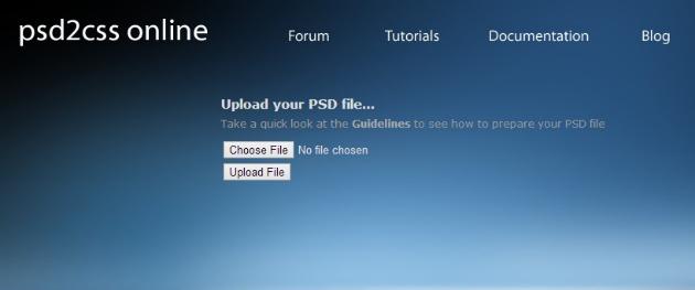 PSD 2 CSS Online