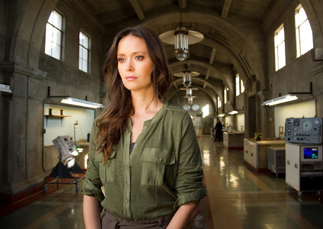 Summer Glau – the Human Preservation Project
