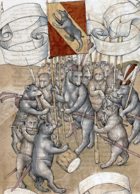 Army of Bears, Germany 1485