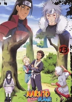 Naruto Shippuden - 13ª Temporada - Legendado Anime Torrent Download