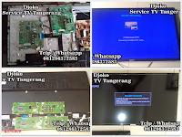 service led tv di tangerang