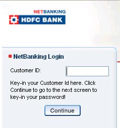 Hdfc forex account