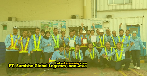 Lowongan Kerja PT. Sumisho Global Logistics Indonesia (SGLI) EJIP Cikarang