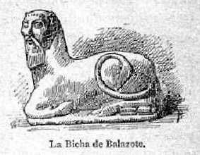 La Bicha de Balazote.