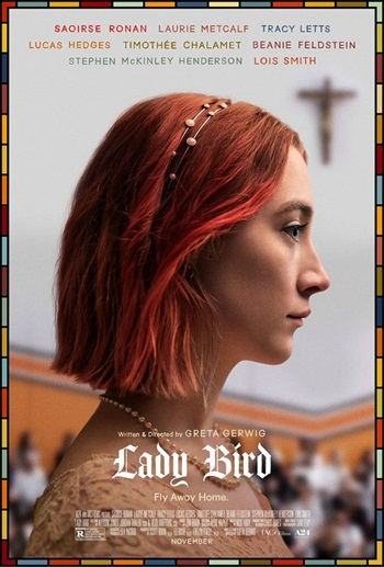 Lady Bird 2017 English 480p WEB-DL 300MB ESubs