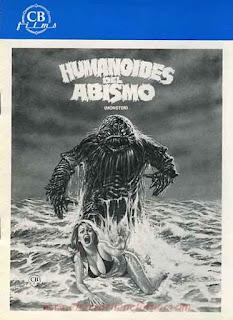 Humanoides del Abismo / Guía publicitaria CB Film