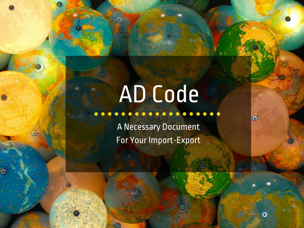 AD Code - A Quick Guide On Registration