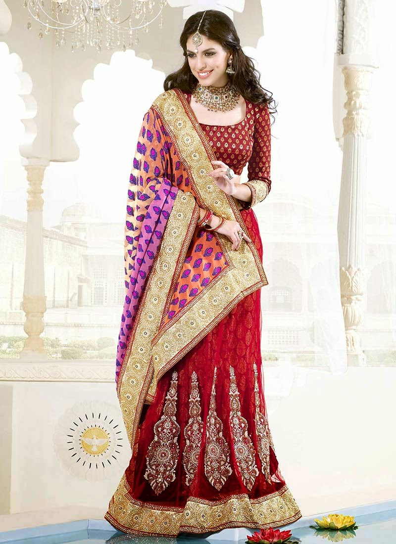 Trendy Indian Wedding Party Wear Ladies Designer Anarkali: Latest Fashion Trends: Latest & Sttylish Indian Designer