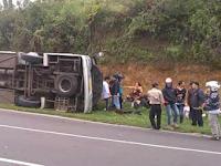 Kecelakaan di subang Tanjakan Emen