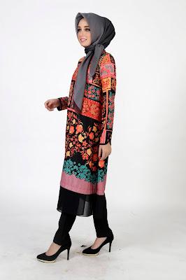Trend Baju Lebaran Cewek HIjab Manis ivan gunawan 2018