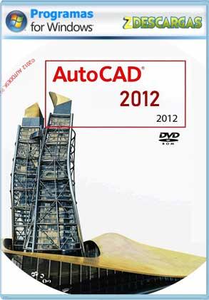 AutoCAD 2012 Full (32 y 64) bits [Español] [MEGA]
