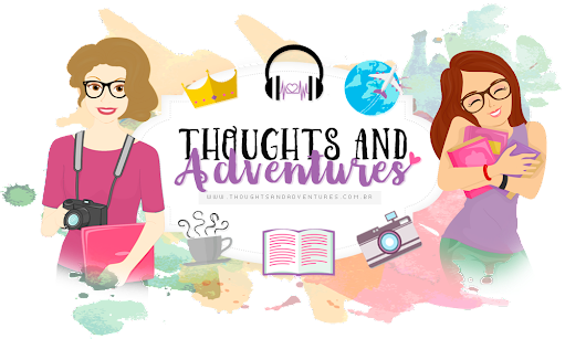 Thoughts and Adventures: Resenhas literárias