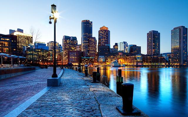 Aluguel de carro em Boston