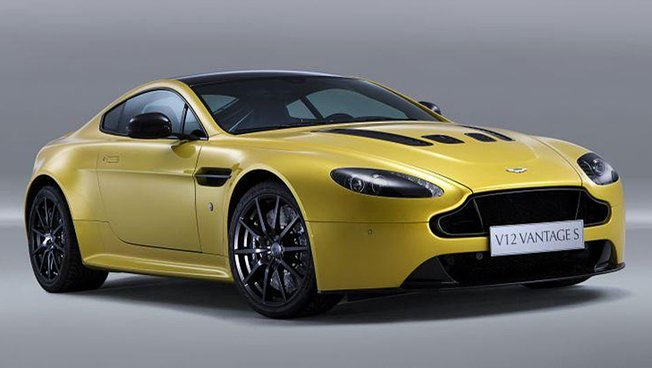 aston martin vantage v12 s les premi res photosatlantic muscle cars. Black Bedroom Furniture Sets. Home Design Ideas