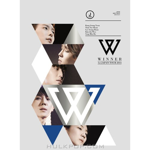 WINNER – WINNER 1st JAPAN TOUR 2014 (ITUNES MATCH AAC M4A)