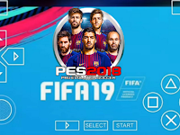 Download FIFA 19 Mod PES Offline Android Best Graphics