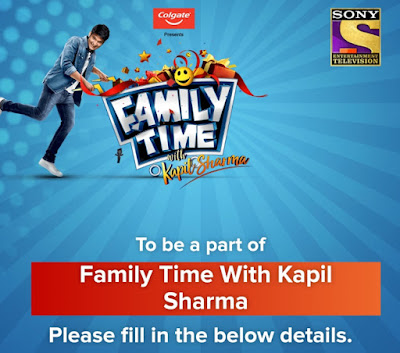 Family Time With Kapil Sharma Show के लिए Participate कैसे करे