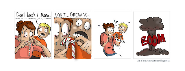 Candy Cane Problems