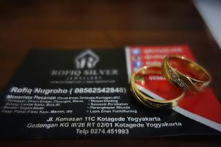 Cincin Nikah Elegan dan Murah Yogyakarta