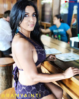 Ramya Inti Spicy Cute Plus Size Indian model stunning Fitness Beauty July 2018 ~ .xyz Exclusive Celebrity Pics 105.jpg