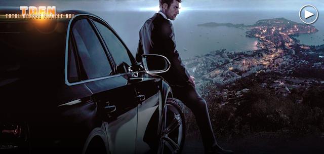 Ed Skrein în noul trailer pentru filmul de acţiune Transporter Refueled.