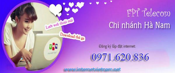 Lắp Đặt Internet FPT Huyện Thanh Liêm
