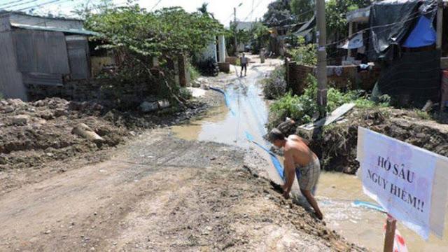 Khu dân cư Đồng Muối, Nha Trang