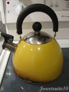 Yellow Kettle