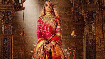 Padmavati Film Actress Deepika Padukano Firtst Look HD Photo