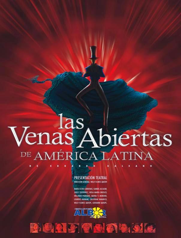 historia del arte: Las venas abiertas de latinoamerica