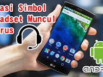 Mod Headset Toggle Apk Pro Full Version - Atasi Simbol Headset Muncul Terus di Android!!
