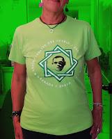 Camisetas X Aniversario Centro Andaluz del Pueblo Blas Infante