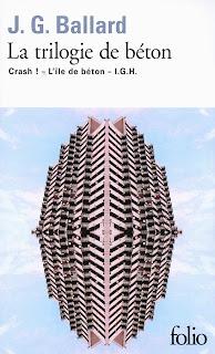 Crash ! -  J.G. Ballard (La trilogie de béton)