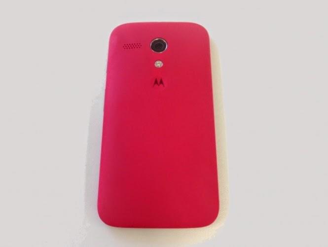 Motorola estaria planejando o smartphone Moto G Cinema