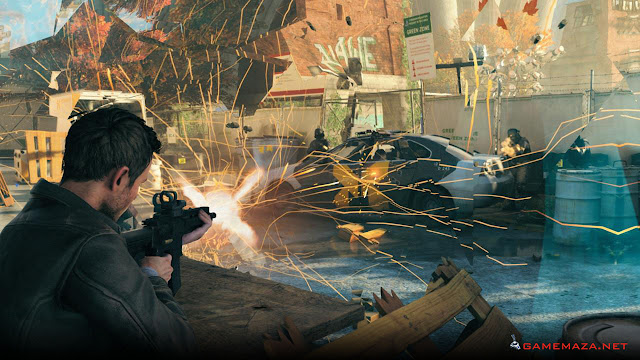 Quantum Break Gameplay Screenshot 1
