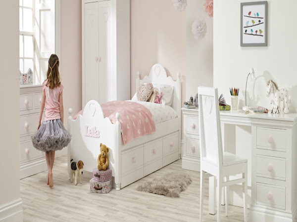 Little Girlie's Bedroom Wishlist From Ollie & Leila