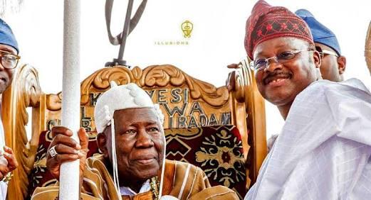 I Won't Remove Olubadan – Governor Ajimobi