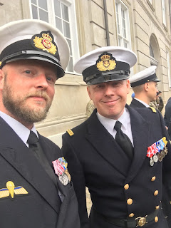 Thorbjørn Hein og Martin Stenvang 2016