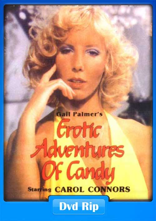 Erotic Adventures of Candy 1978 Classic X DVDRip 250MB x264 Poster
